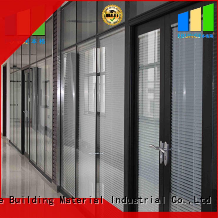aluminum frame glass partition wholesale for banquet hall