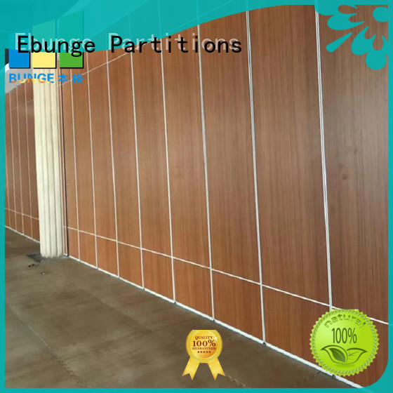 EBUNGE MDF movable walls supplier for classroom