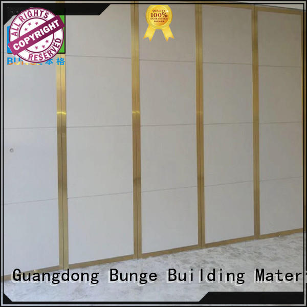 EBUNGE popular partition wall types personalized for restaurant