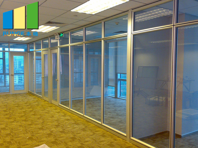 Bunge-Professional Glass Partition Glass Door Partition Supplier-3