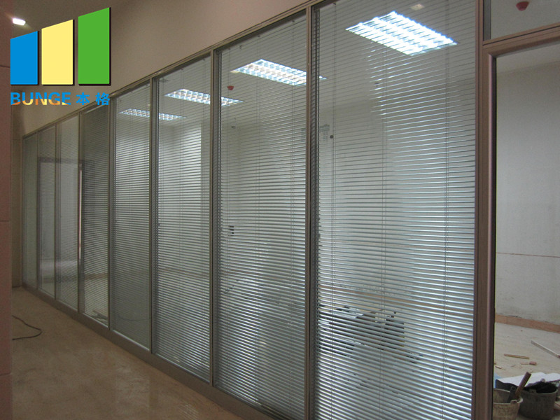Bunge-Professional Glass Partition Glass Door Partition Supplier-4