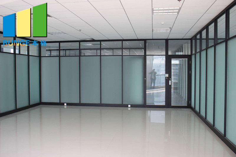 Bunge-Find Glass Partition Glass Door Partition From Bunge Building Decoration-3