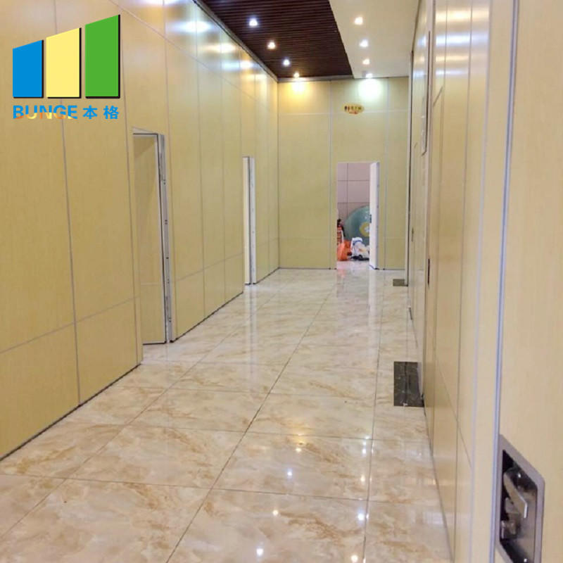 product-Acoustic Moveable Foldable Sound Proof Partition Walls for Conference Room-EBUNGE-img-1