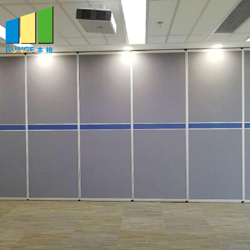 product-EBUNGE-Conference Room Fire Resistant Movable Acoustic Partition Walls-img