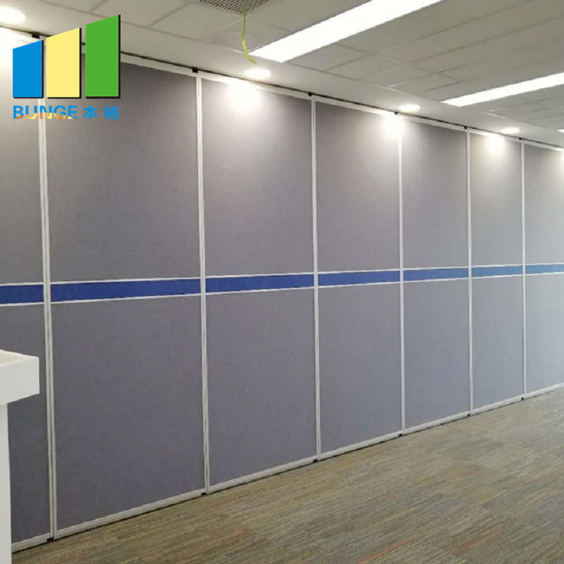 product-Conference Room Fire Resistant Movable Acoustic Partition Walls-EBUNGE-img-1