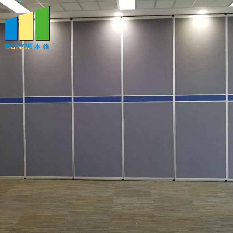 product-Banquet Hall Gypsum Board Wood Wall Partitions Removable Sliding Partition Walls-EBUNGE-img-1