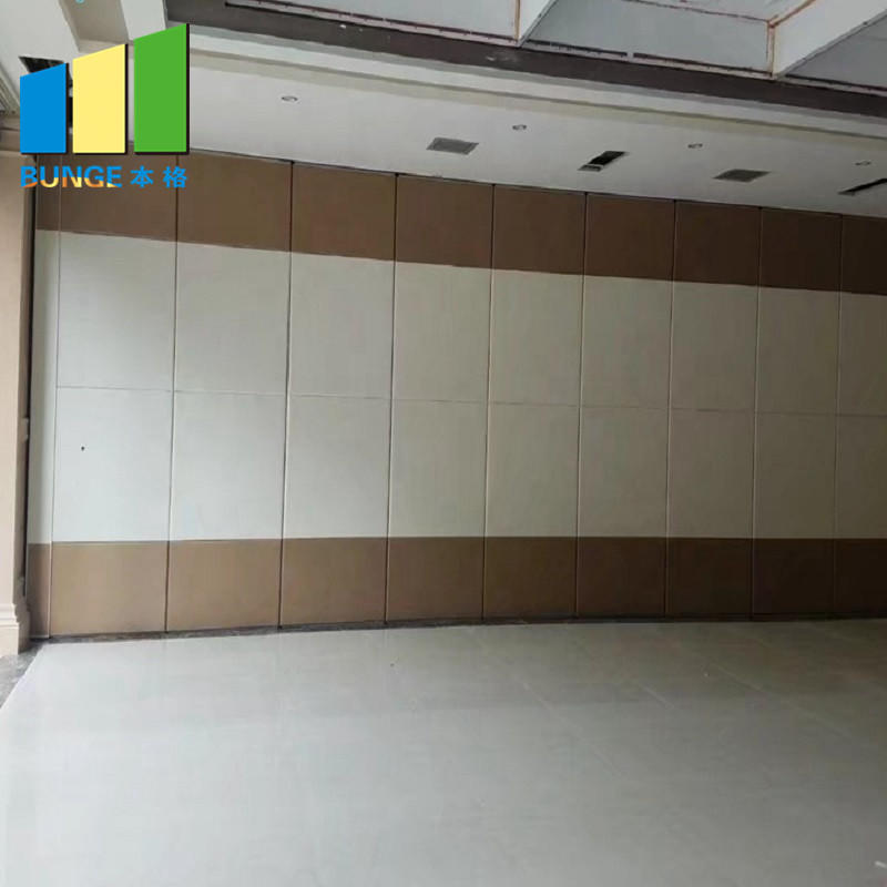 EBUNGE-Removable Sound Proof Panels Sliding Folding Partitions Movable Walls Price