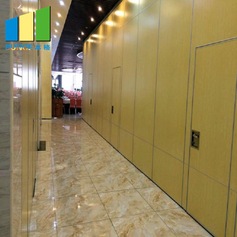 product-Removable Sound Proof Panels Sliding Folding Partitions Movable Walls Price-EBUNGE-img-1