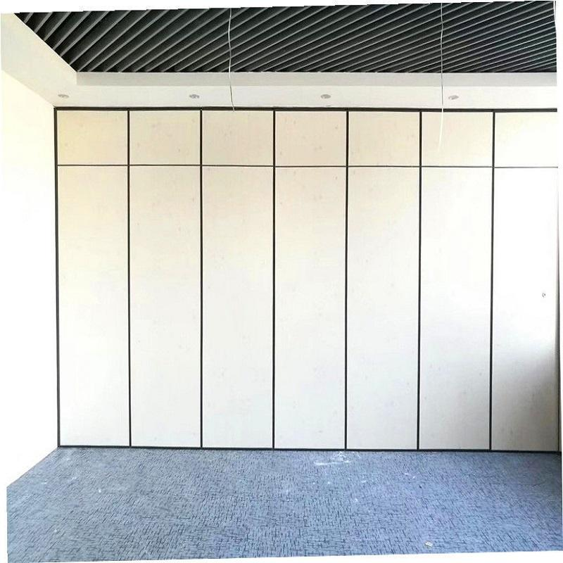 China Sliding Folding Room Divider Partitions and Acoustic Movable Walls for Conference Hall