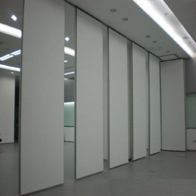 Commercial Office Wall Partitions Acoustic Conference Room Dividers Folding Movable Partitions