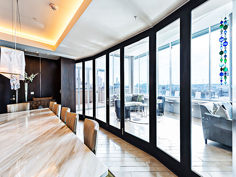 EBUNGE-Factors to Consider When Selecting Glass Partitions