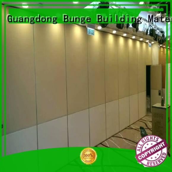 hall partition manufacturer for conference room EBUNGE