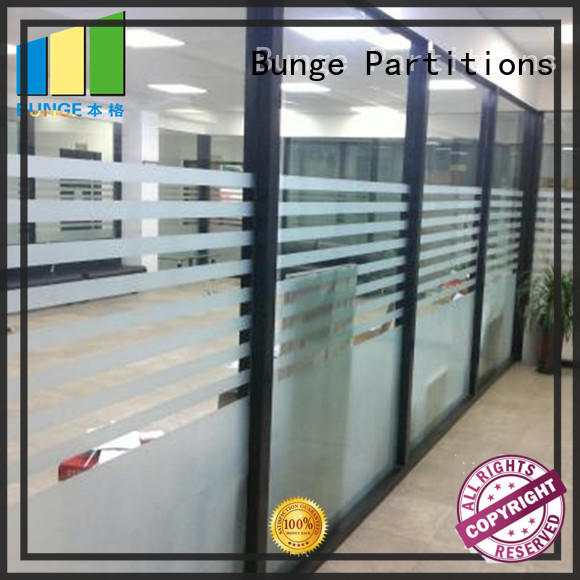glass door partition for conference room EBUNGE