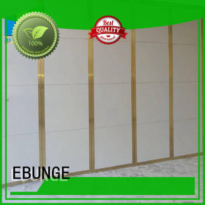 EBUNGE operable conference room dividers wholesale for office