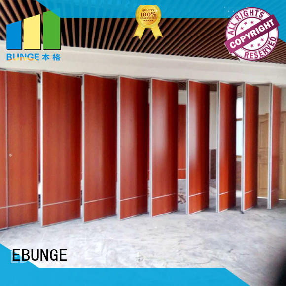 EBUNGE operable wall factory direct supply for office