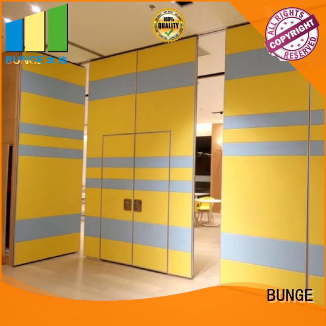 movable partition BUNGE