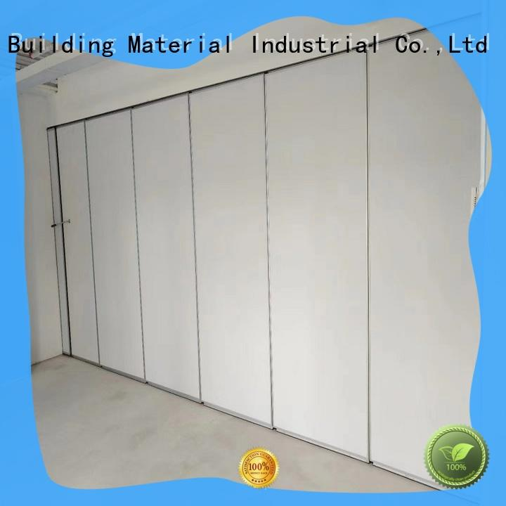 BUNGE durable movable walls supplier for banquet hall