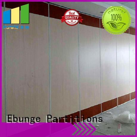 stable commercial room dividers manufacturer for hotel