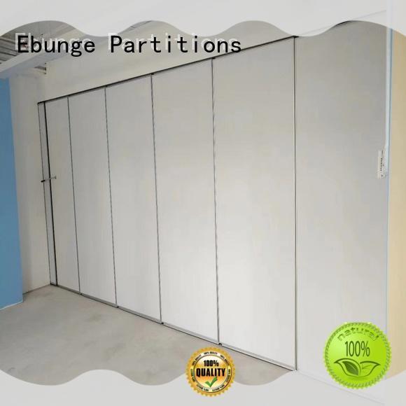 EBUNGE convenient movable partition wall supplier for shop