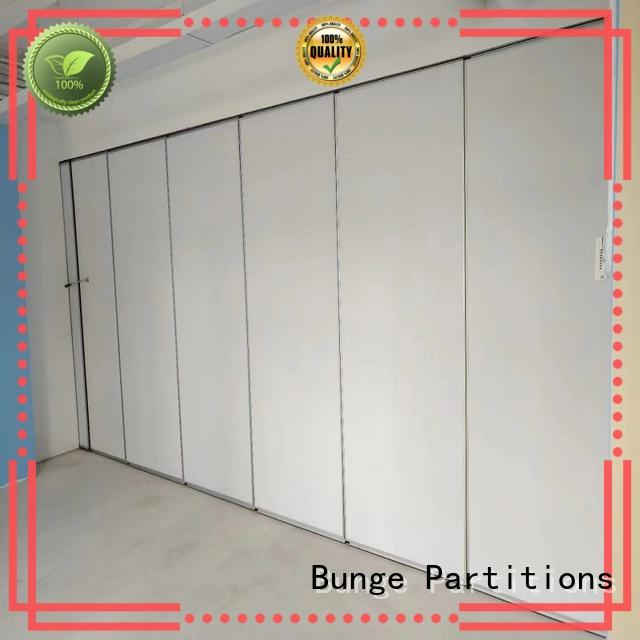BUNGE foldable partition doors