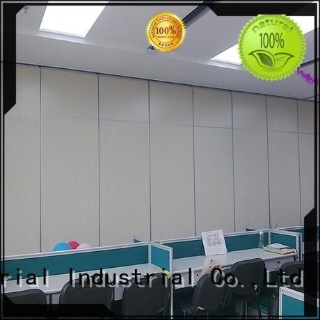 MDF movable walls supplier for conference room