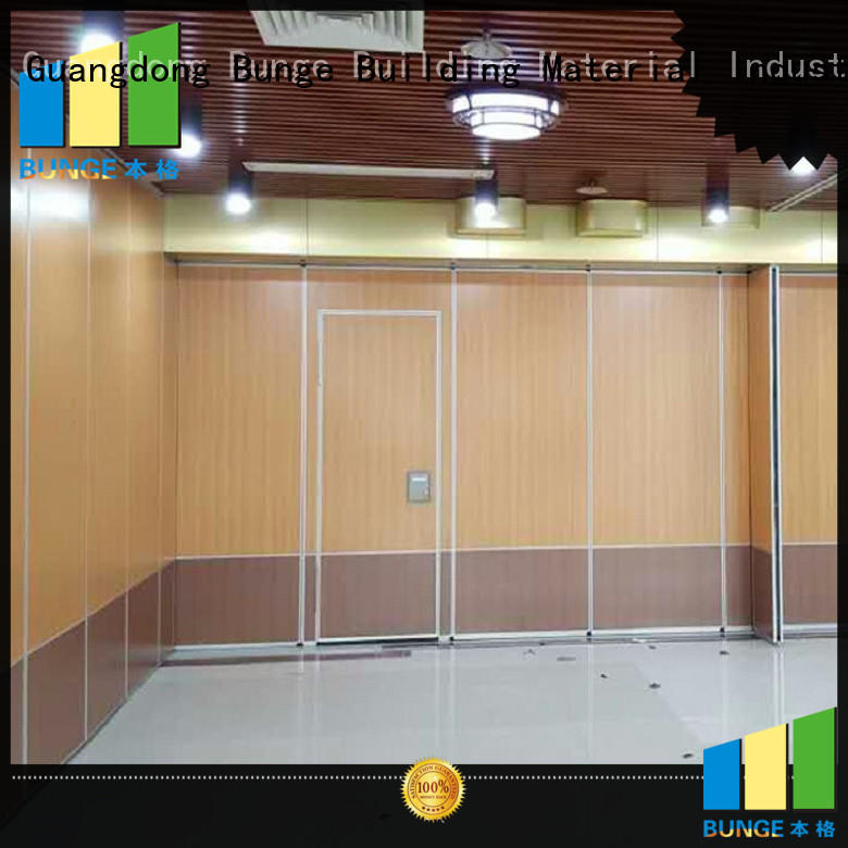 EBUNGE operable wall wholesale for office