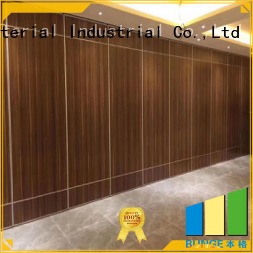 wooden movable wallswholesale for banquet hall