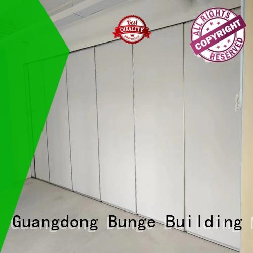 BUNGE half wall room divider series for hotel