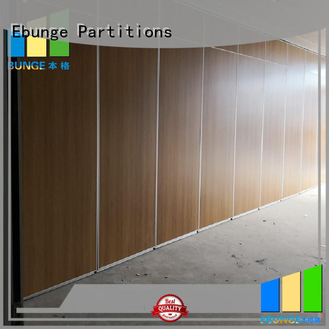 EBUNGE hall partition personalized for restaurant