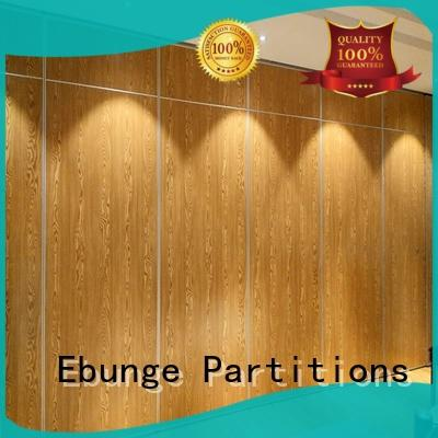 EBUNGE movable walls factory direct supply for conference room