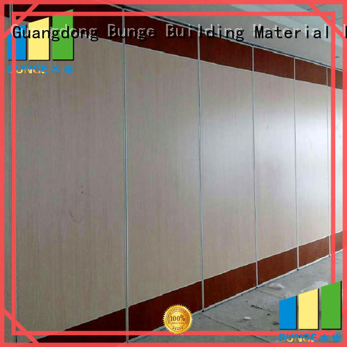 EBUNGE professional room partition wall series for shop