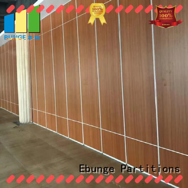 EBUNGE acoustic movable walls manufacturer for classroom