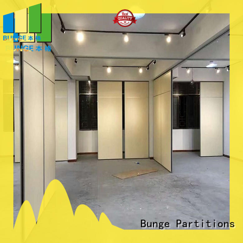EBUNGE office movable partition