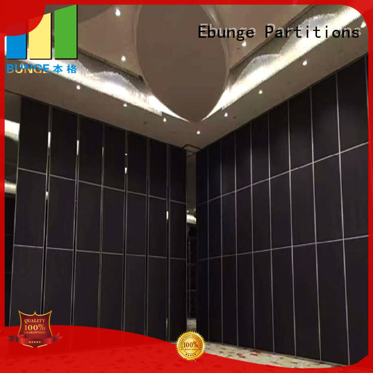 new wooden partition wall supplier for exhibition centers