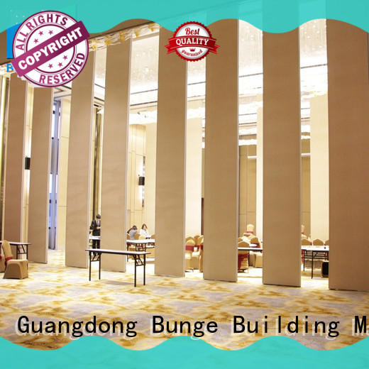 EBUNGE durable movable walls wholesale for banquet hall