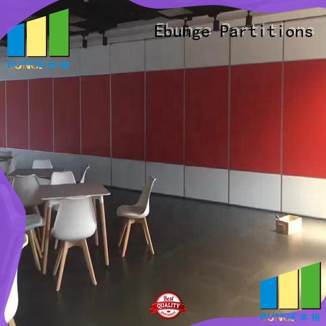 EBUNGE hall partition designs wholesale for restaurant