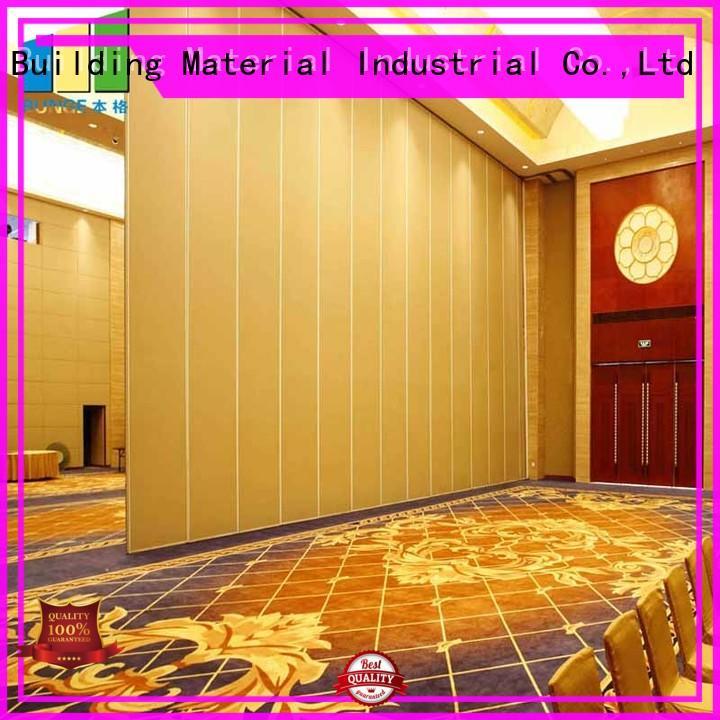 EBUNGE practical glass partition walls series for auditorium