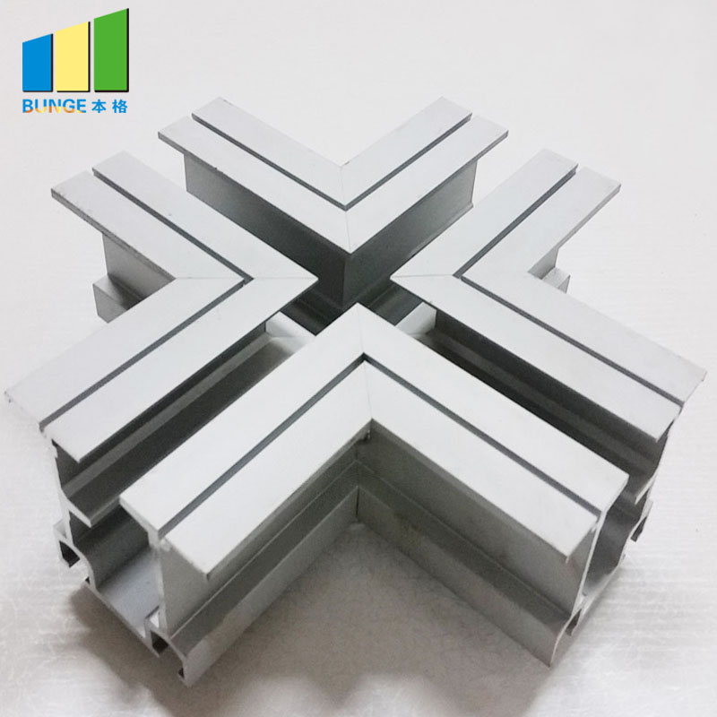 Bunge-Partitions And Accessories, Aluminum Movable Partition Walls Hardwares