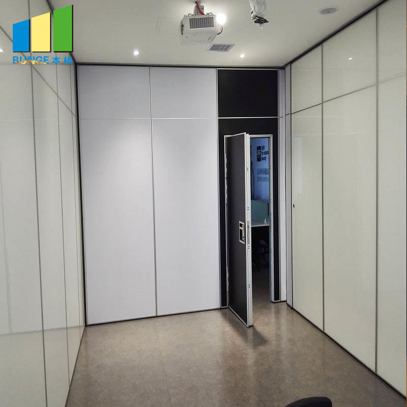 Meeting Room Acoustic Room Dividers Classroom Movable Partition Walls-EBUNGE