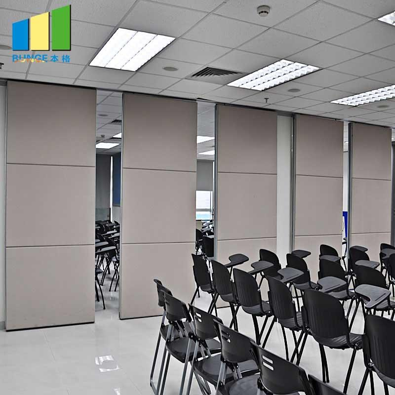 Meeting Room Acoustic Room Dividers Classroom Movable Partition Walls