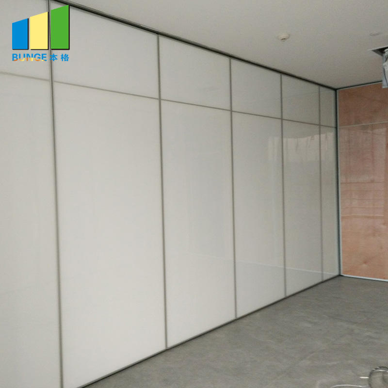 Soundproof Acoustic Operable Partition Walls For School,Classroom and Meeting Room