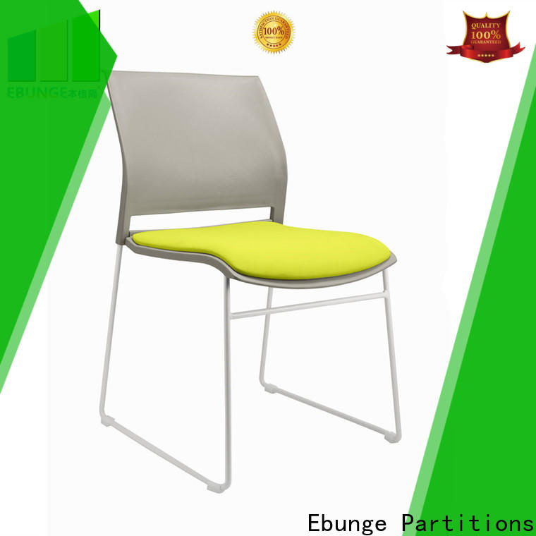EBUNGE durable office chair factory direct supply for meeting room