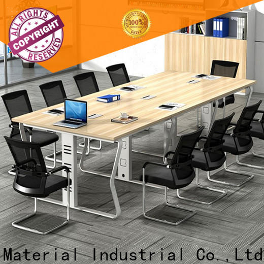 EBUNGE modern meeting room table factory for meeting room