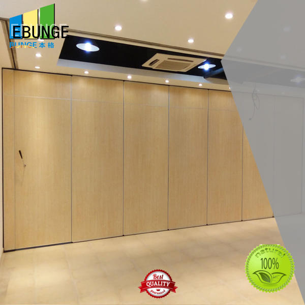 EBUNGE room partition wall supplier for shop