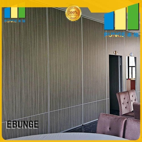 professional partition wall types with good price for meeting room