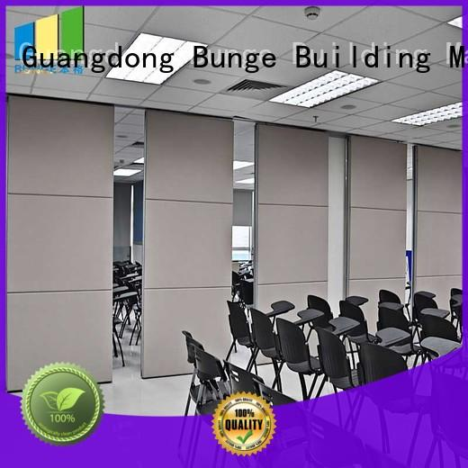 EBUNGE double passdoor commercial room dividers directly sale for meeting rooms