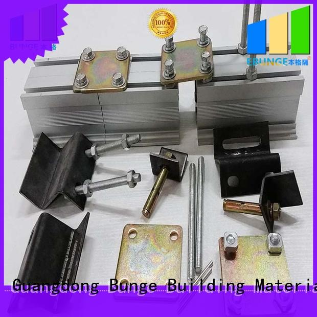 EBUNGE durable partitions and accessories customized for partition install