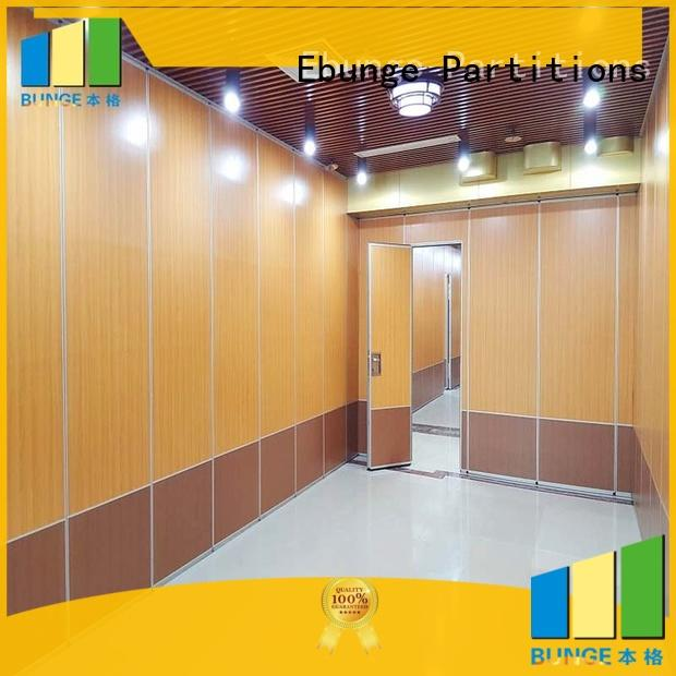 EBUNGE room partition with door wholesale for function hall