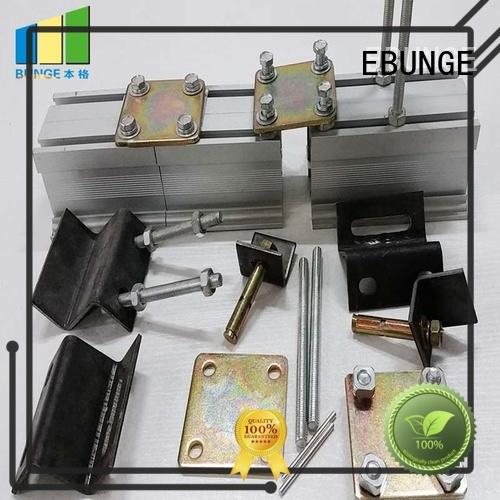 EBUNGE partitions and accessories factory direct supply for folding wall