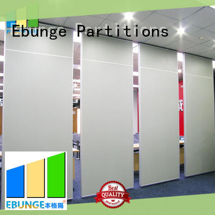 EBUNGE cost-effective partition divider supplier for work